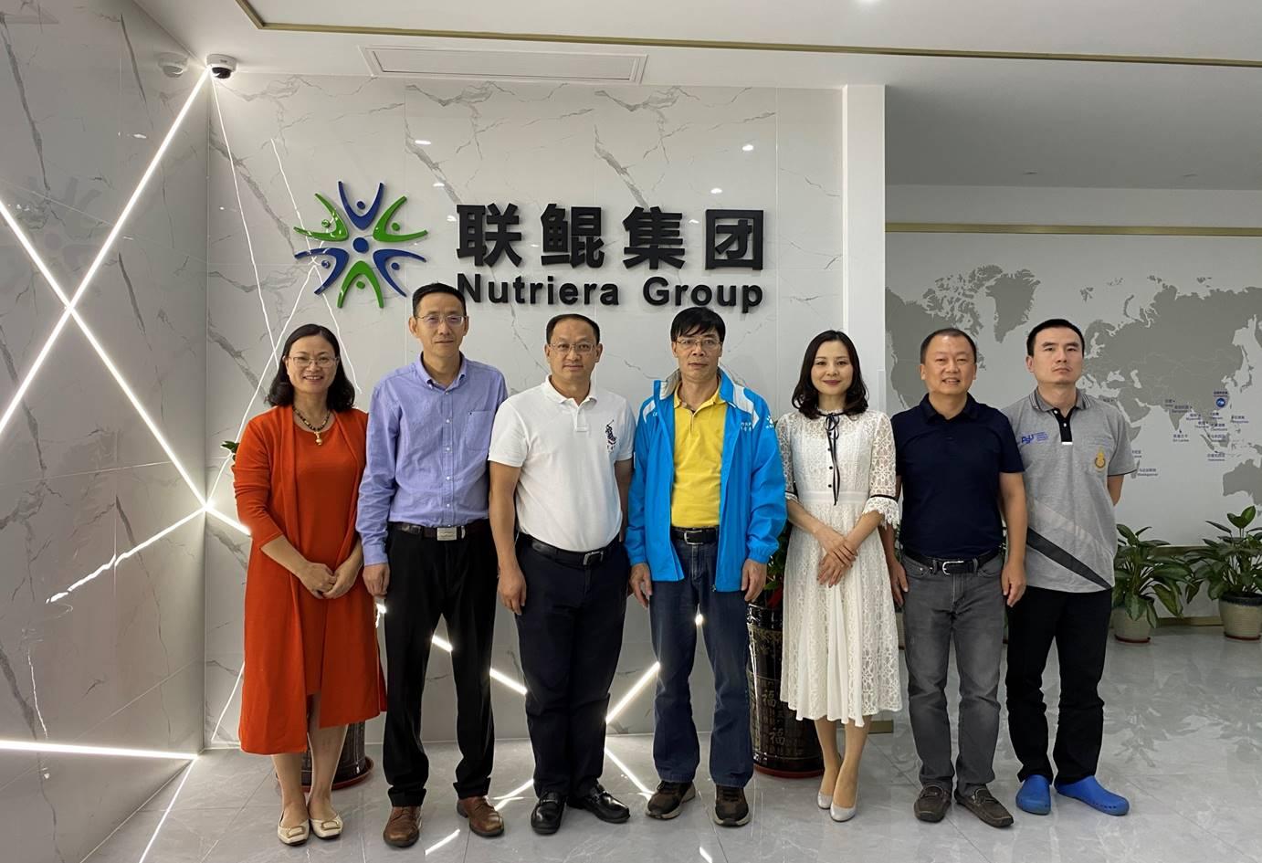 Nutriera Group and South China Agricultural University Held a Signing Ceremony on Industry-University-Research Base and Practical Teaching Base